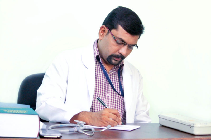 Dr.A.B.Ram Jyothis MD (Hom)